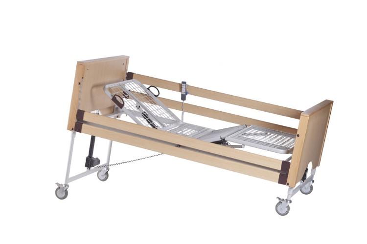 Letto ortopedico elettrico elevabile con trendelenburg